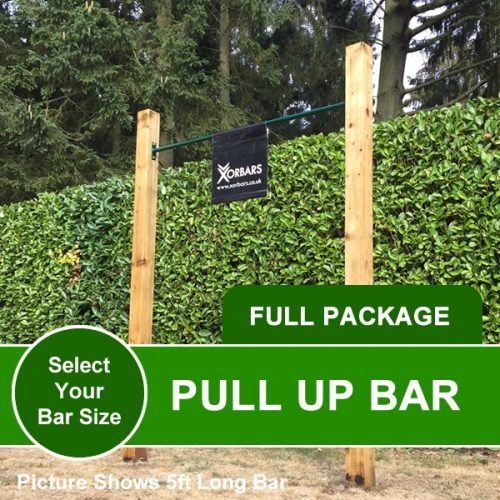 garden pull up par package