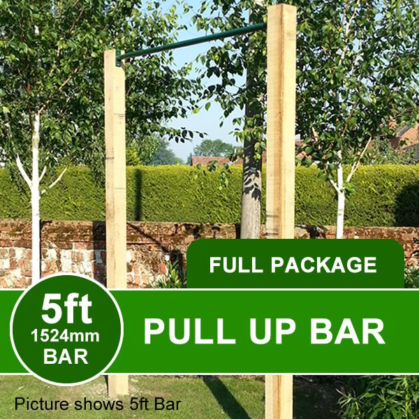 5ft pullup package