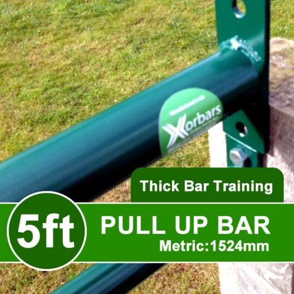 5ft 48mm Thick Pull Up Bar