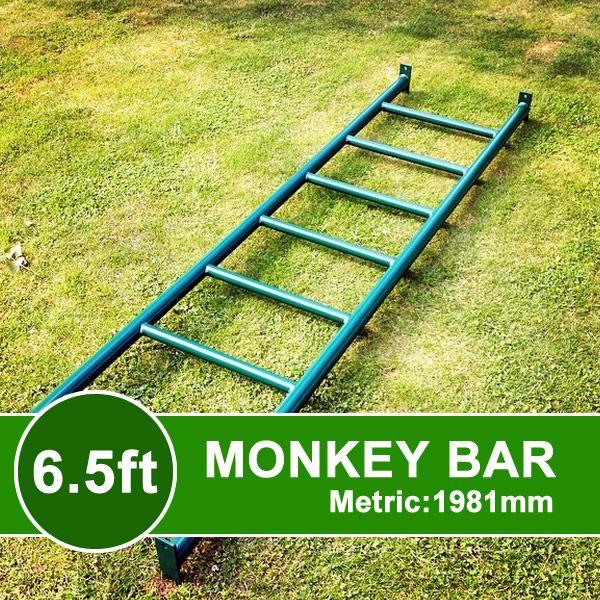6.5ft Monkey Bar Pull Up Bar