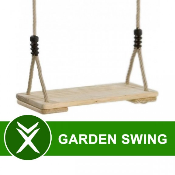 Garden Swing for Pull Up Bars