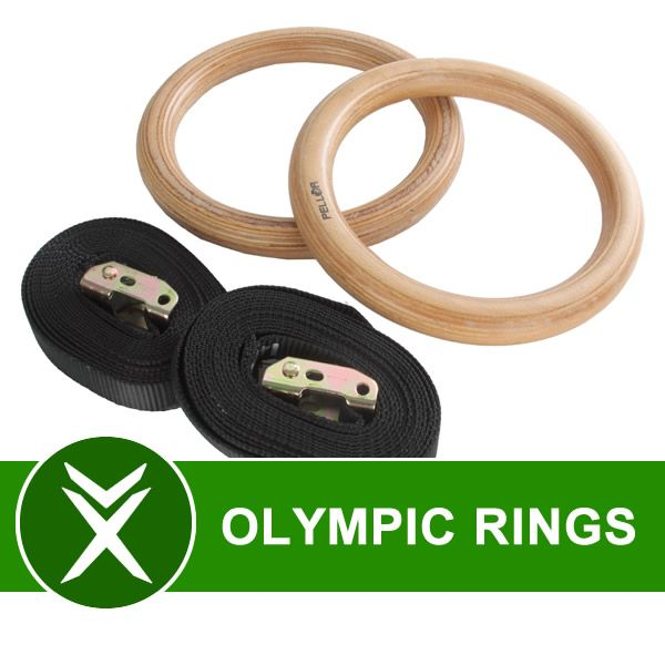 Olympic Rings for pull up bars