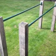 garden parallel bar