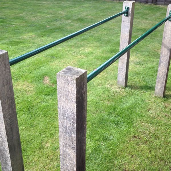 1 x set of 5ft parallel bars xorbars