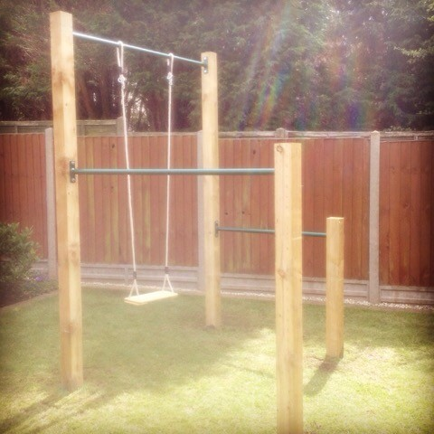 Diy Pull Up Bar Installed In Coventry Xorbars