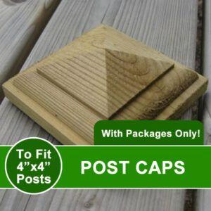 Decorative Post Caps
