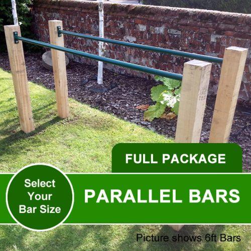 Garden Parallel Bars