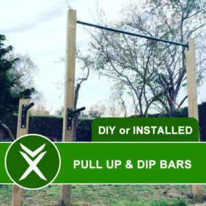 pull up bar and dip bars