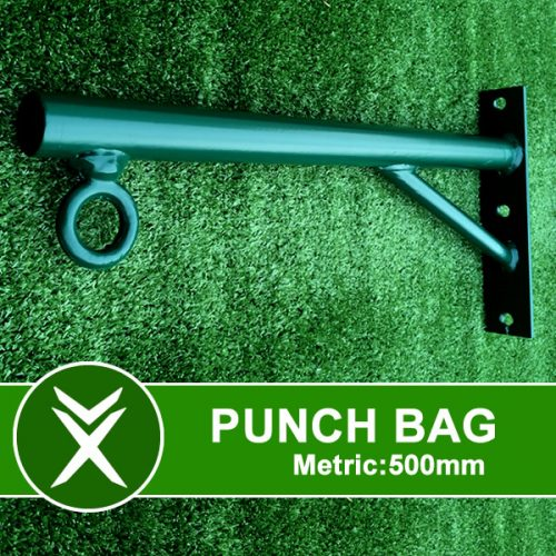outdoor punch bag bracket