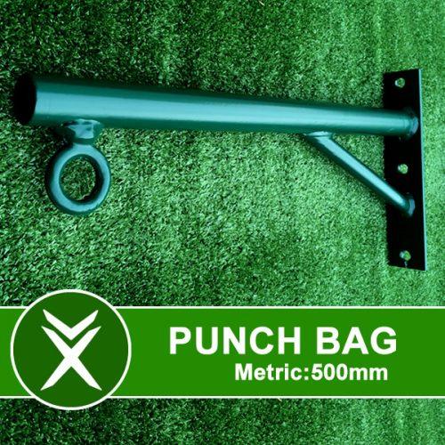 outdoor punch bag bracket