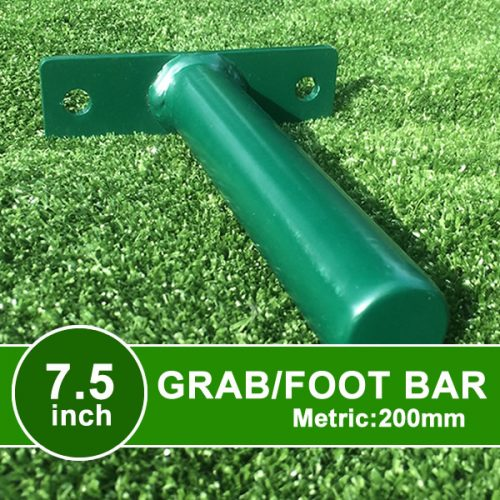 grab-foot bar for pull up bars