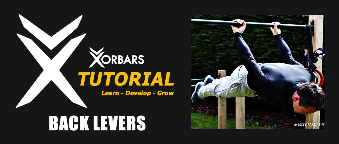 back levers tutorial