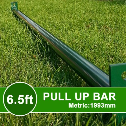6.5ft outdoor pull up bar