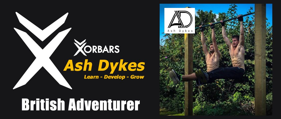 Ash Dykes Pull Up Bar