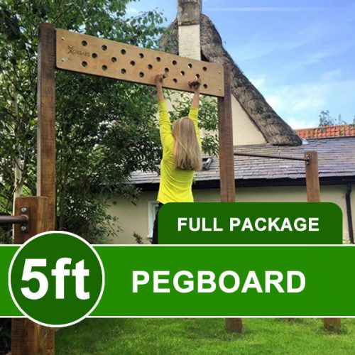 outdoor pegboard